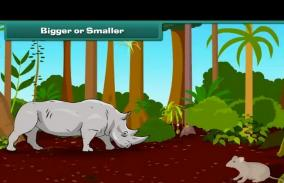 Comparison: Bigger or Smaller