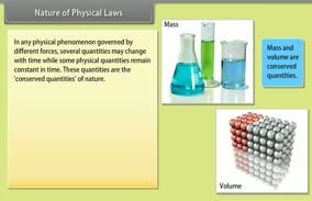 Physical World: Nature of Physical Laws