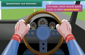 Motion and Time: Speedometer and Odometer