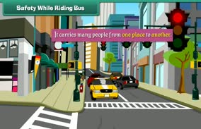 Safety and First Aid: Safety while Riding Bus