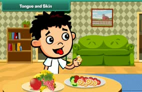 Health And Hygiene: Tongue and skin