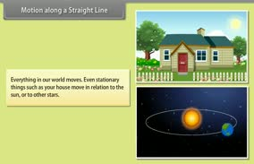 Motion: Motion along a Straight Line