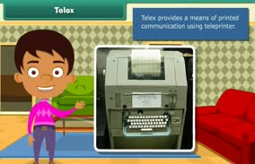 Means of Communication: Telex