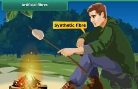 Fibre to Fabric: Artificial Fibres