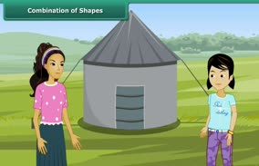Understanding shapes: Combination of Shapes