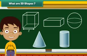 Measurement of Volume: What are 3d Shapes ?