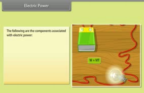 Electricity: Electric Power