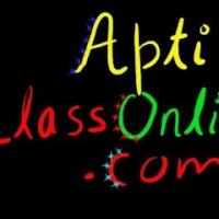 Aptitude Class Online