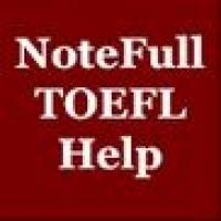 NoteFull TOEFL Mastery
