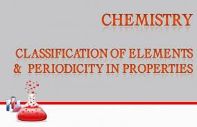 Classification of Elements and Periodicity in Properties: Assessment