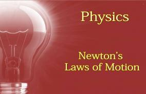 Newton's laws of motion: Assessment