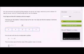 Operations and Algebraic Thinking (4th Grade Math)