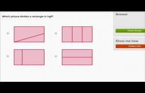 Geometry (1st Grade Math)