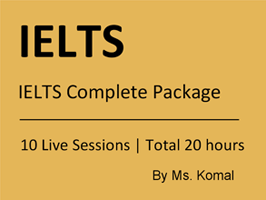 IELTS Complete Package