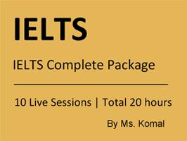 IELTS Complete Package