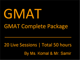 GMAT Complete Package