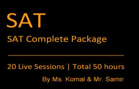 SAT Complete Package