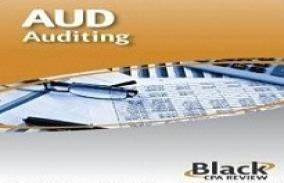 Black CPA Review : Auditing