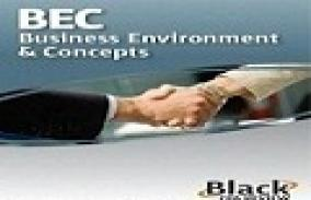 Black CPA Review : Business Environment and Concepts